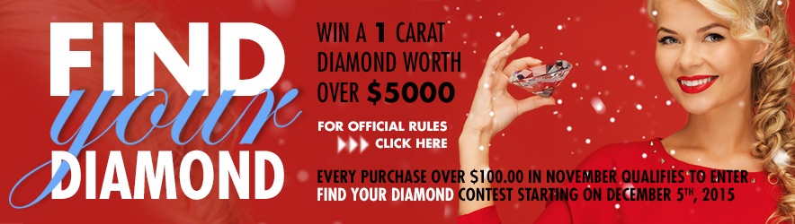 Find Your Diamond Contest
