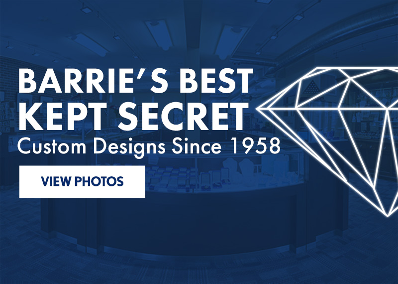 Barrie's Best Kept Secret - Custom Designs Since 1958