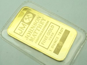 e7604 fine gold 1oz TD bar