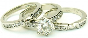 e7483 2.15ct tw set plat