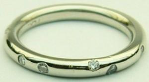 e7895 platinum anniversary ring