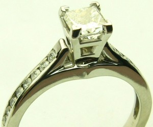 e7928.1 princess cut 0.95ct tw