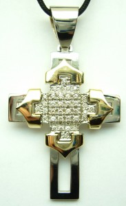 e7850 diamond cross