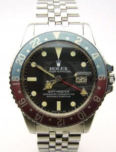 e8055 Rolex 1675 GMT Master