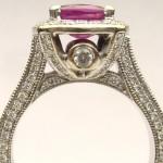 e8379.2 Fuchsia sapphire ring