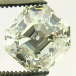 e8462 2.31ct Assher cut square emerald cut