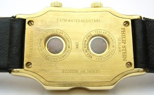 e8511.1 Philip Stein Teslar 18 karat gold