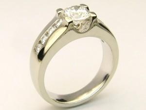 e8527.1 I DO diamond 0.71ct VS2-EF