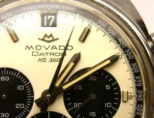 e8612.3 Movado Datron HS 360 El Primero