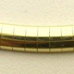 e8820.1 14kt omega necklace