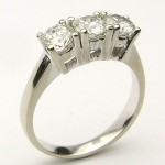 e9048.1 diamond ring 3 stone