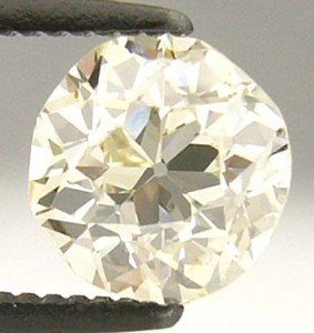 e9152 1.13ct. SI2-L European cut