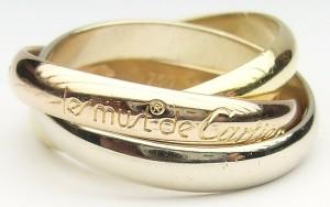e9199 Trinity de Cartier ring