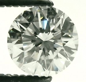 e6471 0.90ct. VS1-F GIA certified 2175479690