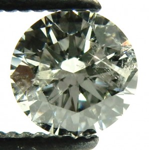 e9302 0.62ct. I1-I excellent cut diamond