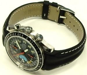 e9535 Omega Speedmaster 3820.53 triple date Schumacher chronograph
