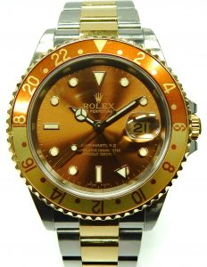 e9708 Rolex GMT Master II root beer