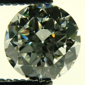 e9637 0.99ct. SI1-F GIA certified good very good good none