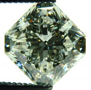 e9834 2.91ct. radiant cut diamond GIA certified SI1-H 005