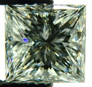 e9847 0.96ct. VVS2-E princess cut GIA 5172789840 001