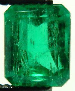 e9861 1.03 carat emerald cut emerald 001