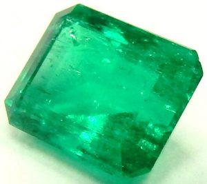 e9861 1.03 carat emerald cut emerald 003