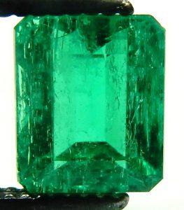 e9862 1.17 carat emerald cut emerald 001