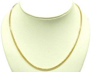 e9959-curb-link-22-inch-necklace-unoaerre-14-karat