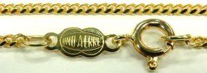 e9959-unoaerre-curb-link-necklace-24-inch-14-karat