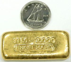 Rare Star Metals Vintage Poured 533 Oz 999 Silver Bar Odd