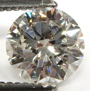Engagement Ring Jewelry Diamond Brown Color  Round Rose Cut Minimal Diamond Best Price Diamond 1.17 CT,6.30 MM SG3032