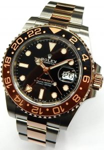 4a7c3d923dd77 Just purchased from a Canadian authorized agent July 2019 we proudly offer  this perfect example of a difficult to obtain Rolex GMT-Master II model ...