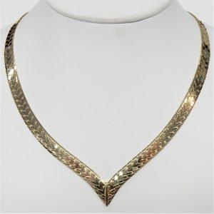 20 INCH 14 KT WHITE GOLD PLATED DESIGNER 1.6 MM SNAKE CHAIN NECKLACE-USA SELLER